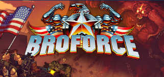 Broforce +Sale