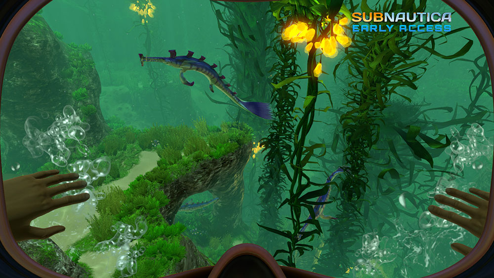 Subnautica [Steam Gift]