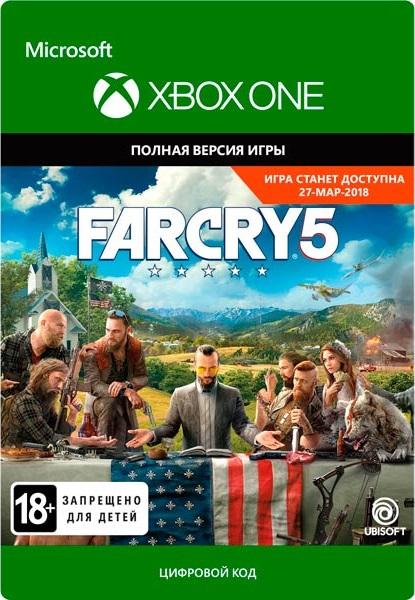Far Cry 5 [XBOX ONE / KEY] REGION FREE 2019