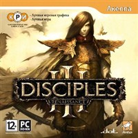 DISCIPLES 3 RENAISSANCE - SCAN - RETAIL CD KEY
