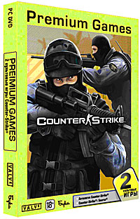 COUNTER-STRIKE - Spetsizdanie - two games - STEAM