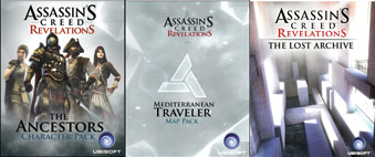 ASSASSINS CREED REVELATIONS - DLC PACK - UPLAY - CD-KEY