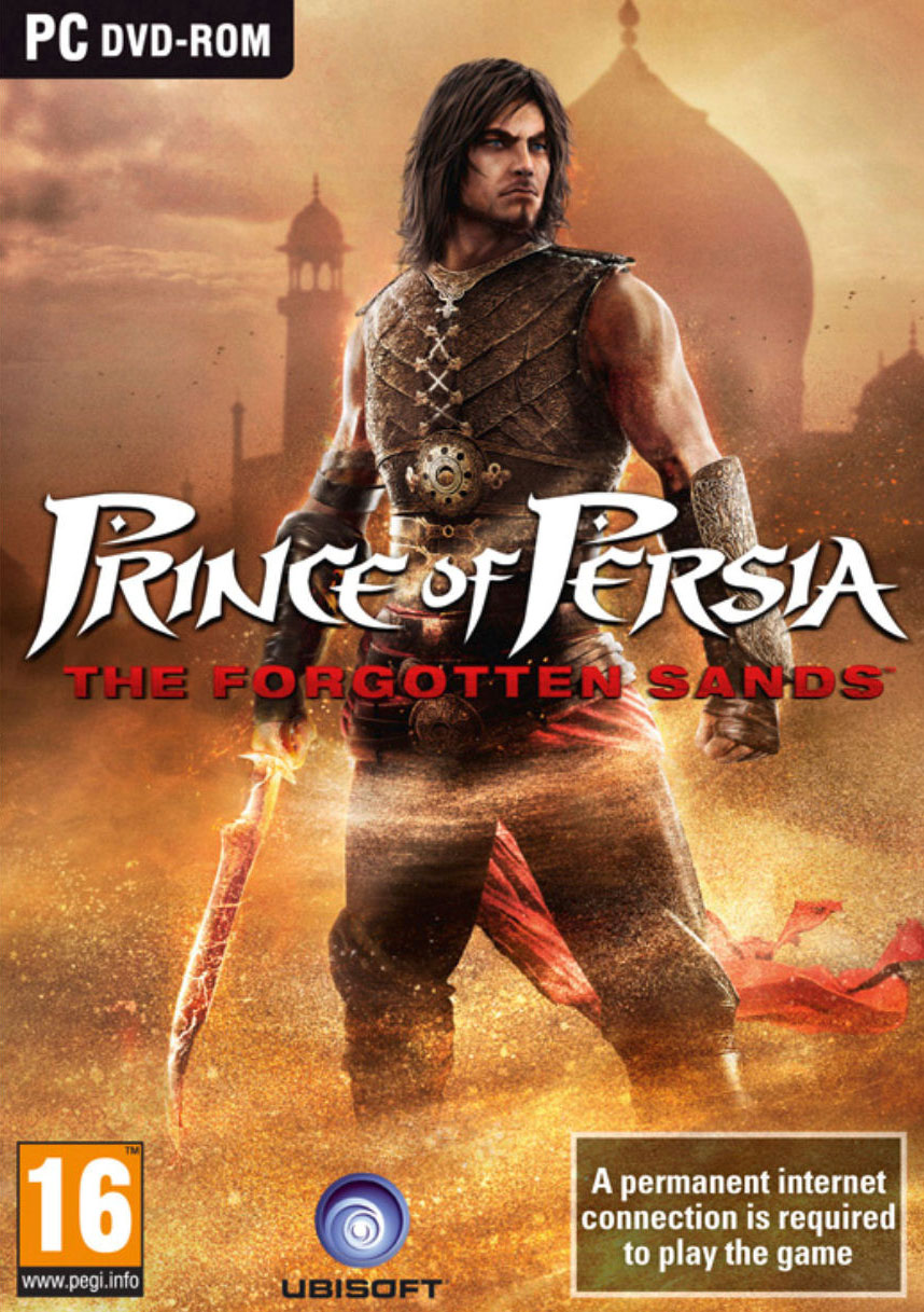 PRINCE OF PERSIA FORGOTTEN SANDS - UPLAY - CD-KEY - ROW
