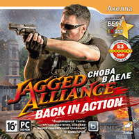 JAGGED ALLIANCE: BACK IN ACTION - STEAM - KEY + GIFT
