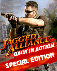 JAGGED ALLIANCE: BACK IN ACTION + DLC - KEYS + GIFT
