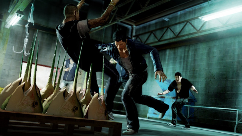SLEEPING DOGS - STEAM - CDKEY PHOTO