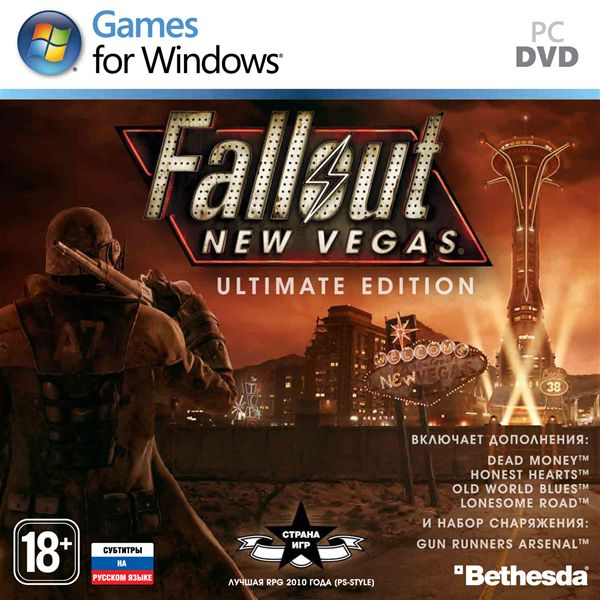 FALLOUT NEW VEGAS + ALL DLC - STEAM - 1C - PHOTOS + GIFT