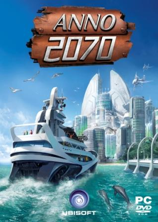ANNO 2070 COLLECTOR EDITION - CD-KEY + 12 DLC - UPLAY