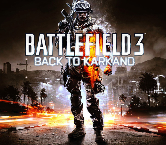 BATTLEFIELD 3: BACK TO KARKAND - EA-ORIGIN-key + GIFT