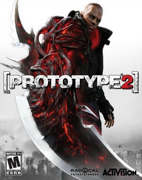 PROTOTYPE 2 - STEAM - NEW DISK + GIFT