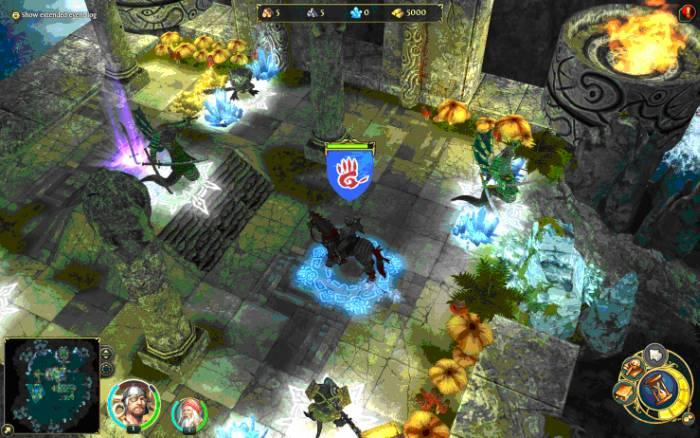 MIGHT & MAGIC HEROES VI - 2 DLC - UPLAY - PHOTO