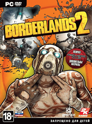 BORDERLANDS 2 PREMIERE CLUB - STEAM - PHOTO + GIFT