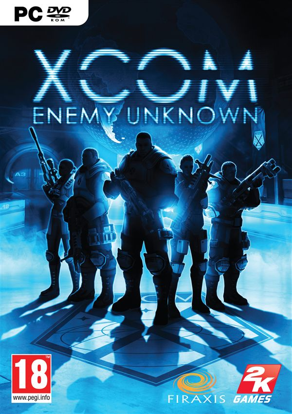 XCOM ENEMY UNKNOWN - STEAM - 1C + GIFT