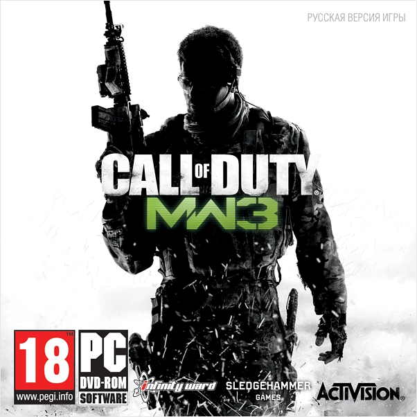 COD MODERN WARFARE 3 - STEAM - ND - SCAN