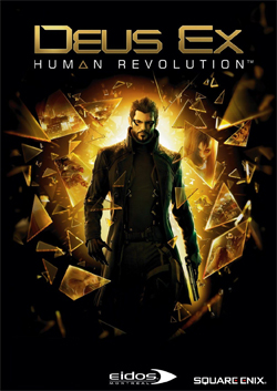 DEUS EX HUMAN REVOLUTION - STEAM - CDKEY СКАН + ПОДАРОК