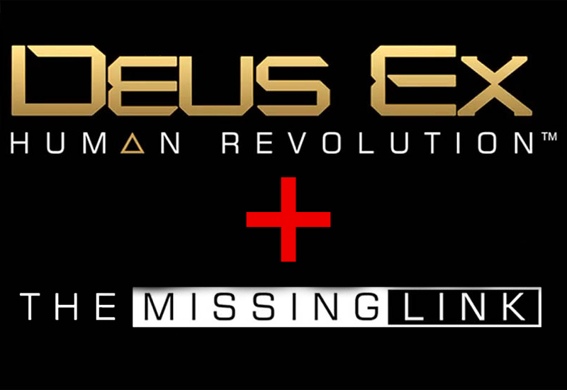 DEUS EX - MISSING LINK - DLC КЛЮЧ - STEAM - НОВЫЙ ДИСК
