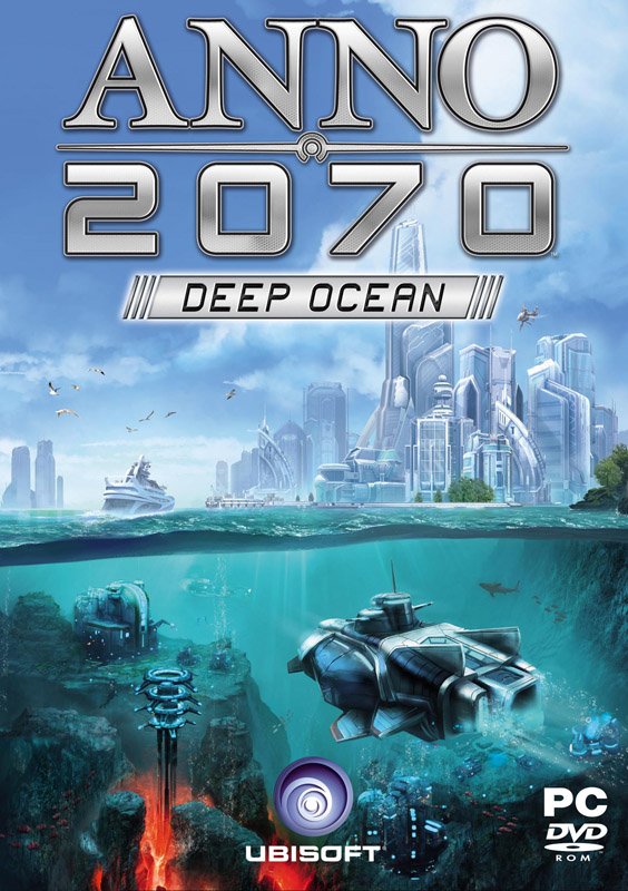 ANNO 2070 - DEEP OCEAN - ADD-ON - UPLAY
