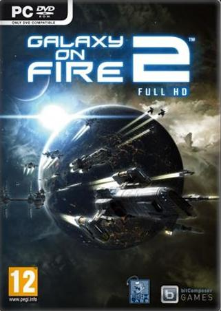 GALAXY ON FIRE 2 FULL HD - STEAM - KEY + GIFT