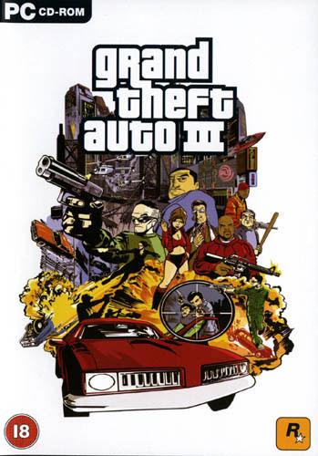 GRAND THEFT AUTO 3 - KEY and links + GIFT
