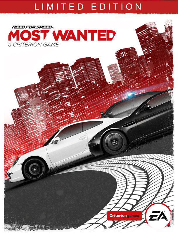 NEED FOR SPEED: MOST WANTED LIMITED EDITION + GIFT