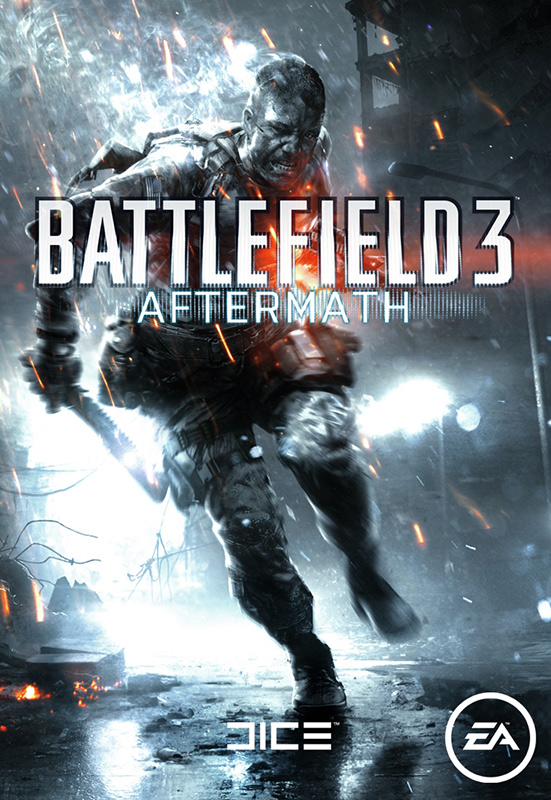 BATTLEFIELD 3: AFTERMATH - ORIGIN - KEY + GIFT