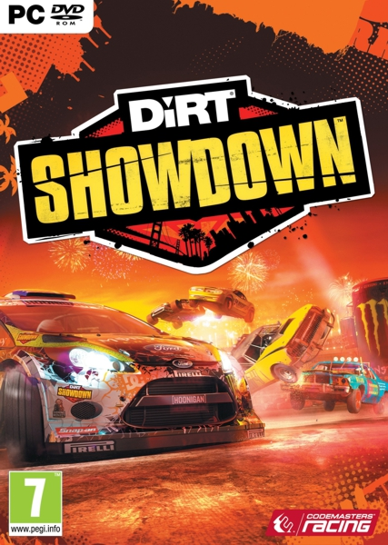 DIRT SHOWDOWN - STEAM - CD-KEY- БУКА - ФОТО