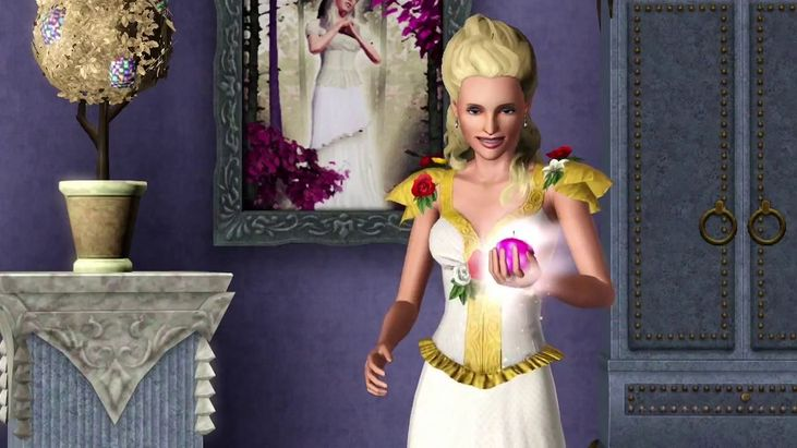 THE SIMS 3: SUPERNATURAL - EA - PHOTO + GIFT