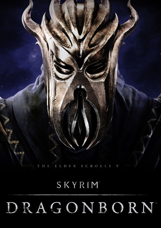 THE ELDER SCROLLS V: SKYRIM - DRAGONBORN DLC + GIFT