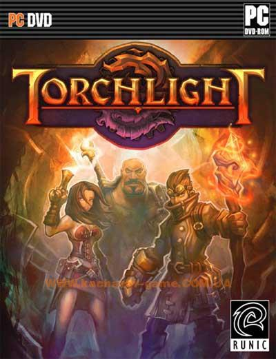 TORCHLIGHT - STEAM - PHOTO + GIFT