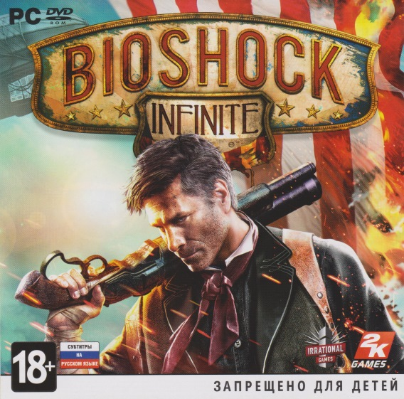 BIOSHOCK INFINITE - STEAM - 1C - PHOTOS + GIFT