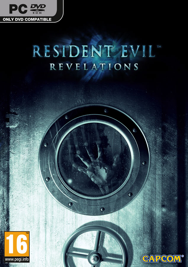 RESIDENT EVIL REVELATIONS - STEAM - 1C - SCAN + GIFT