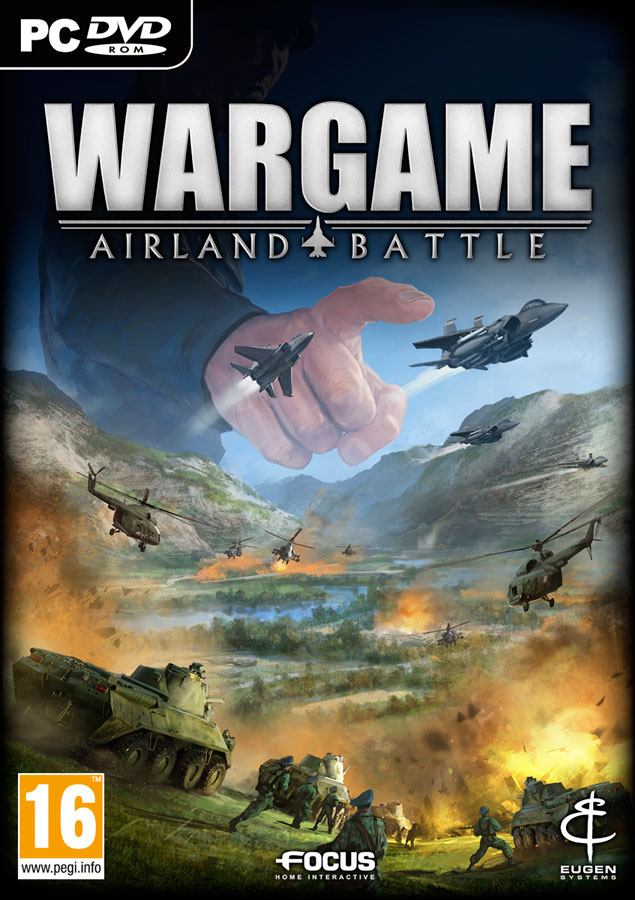 WARGAME: AIRLAND BATTLE - STEAM - 1C - SCAN + GIFT