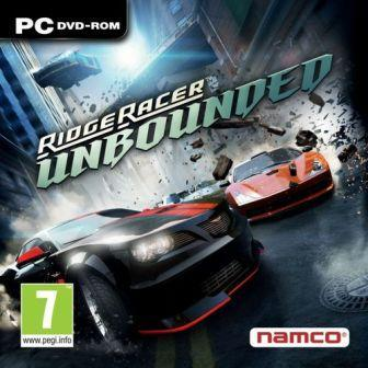 RIDGE RACER UNBOUNDED LIMITED EDITION - ФОТО