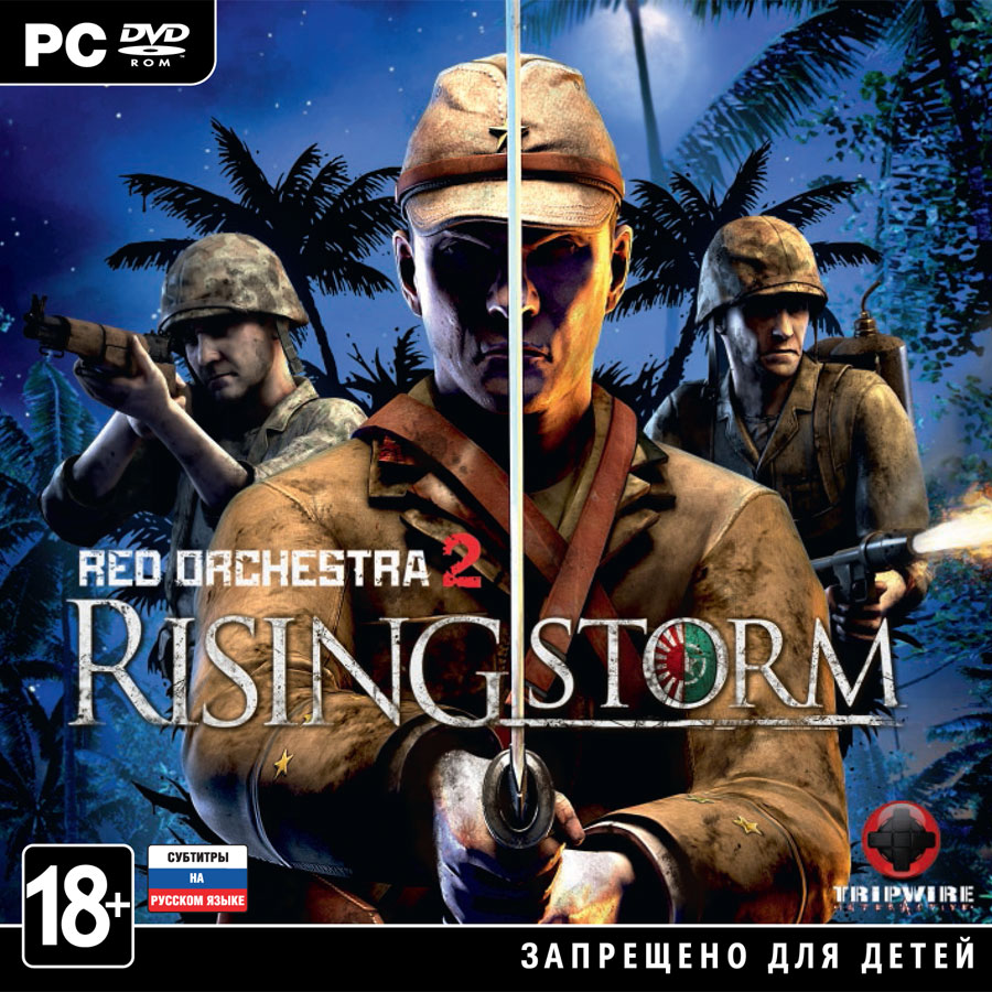 RED ORCHESTRA 2: RISING STORM - STEAM - 1C + GIFT