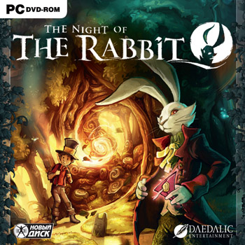THE NIGHT OF THE RABBIT - STEAM - NEW DISK + GIFT
