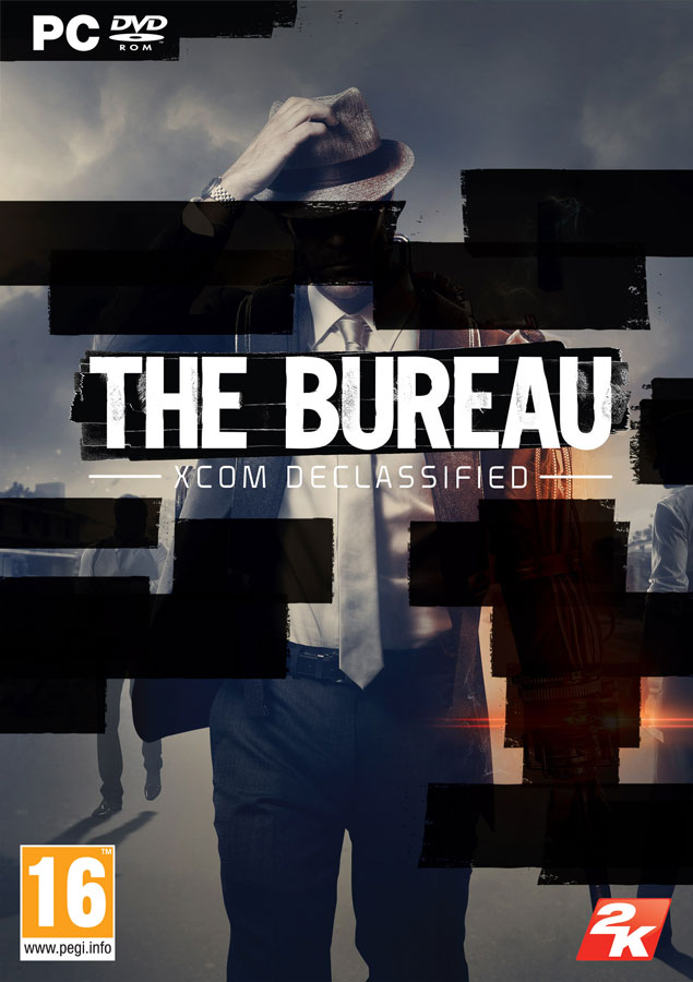 THE BUREAU: XCOM DECLASSIFIED - STEAM - 1C + GIFT