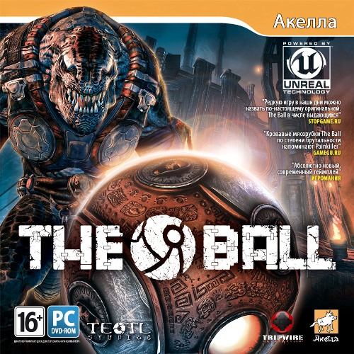 THE BALL - STEAM - AKELLA - STEAM CD-KEY