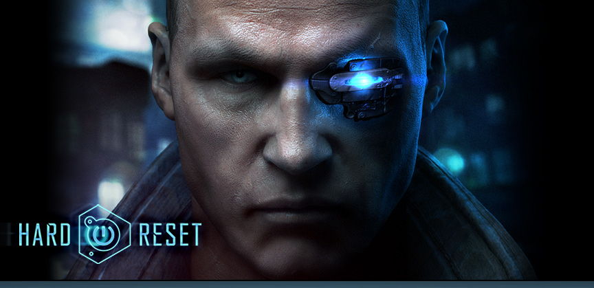 Hard Reset Extended Edition(Steam Gift)