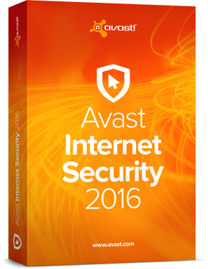 Avast! internet security 2017 (2 ГОДА / 1 ПК)  Лицензия