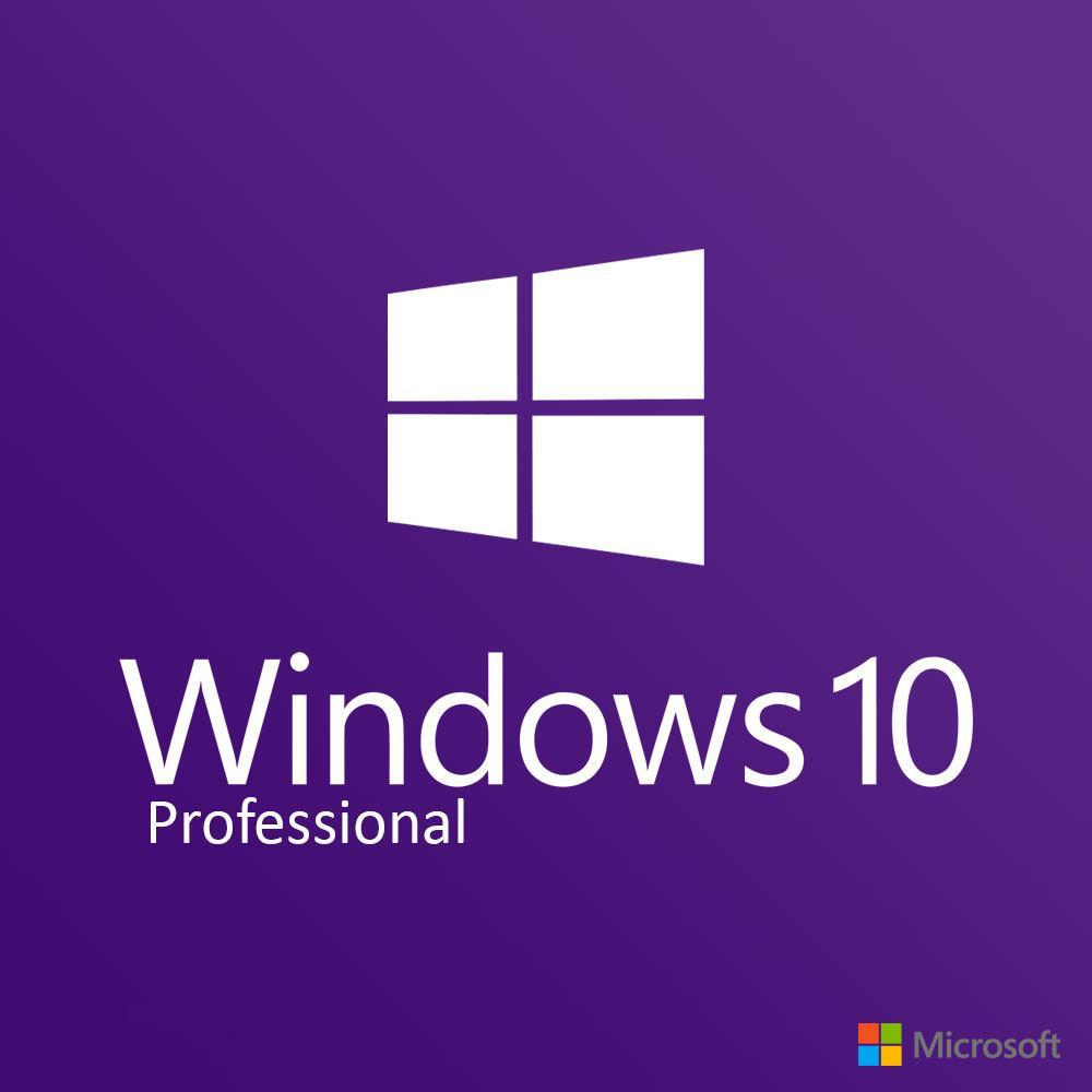 MICROSOFT Windows 10 PROFESSIONAL 32/ 64 Bit KEY 2019