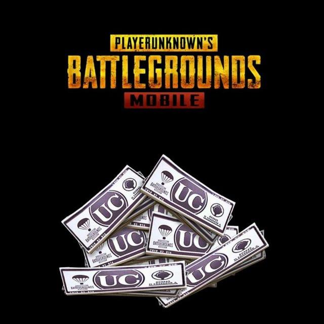 PUBG Mobile - Пополнение UC (60-8400) Unknown Cash