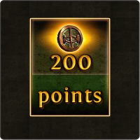 Path of Exile points (game completion)