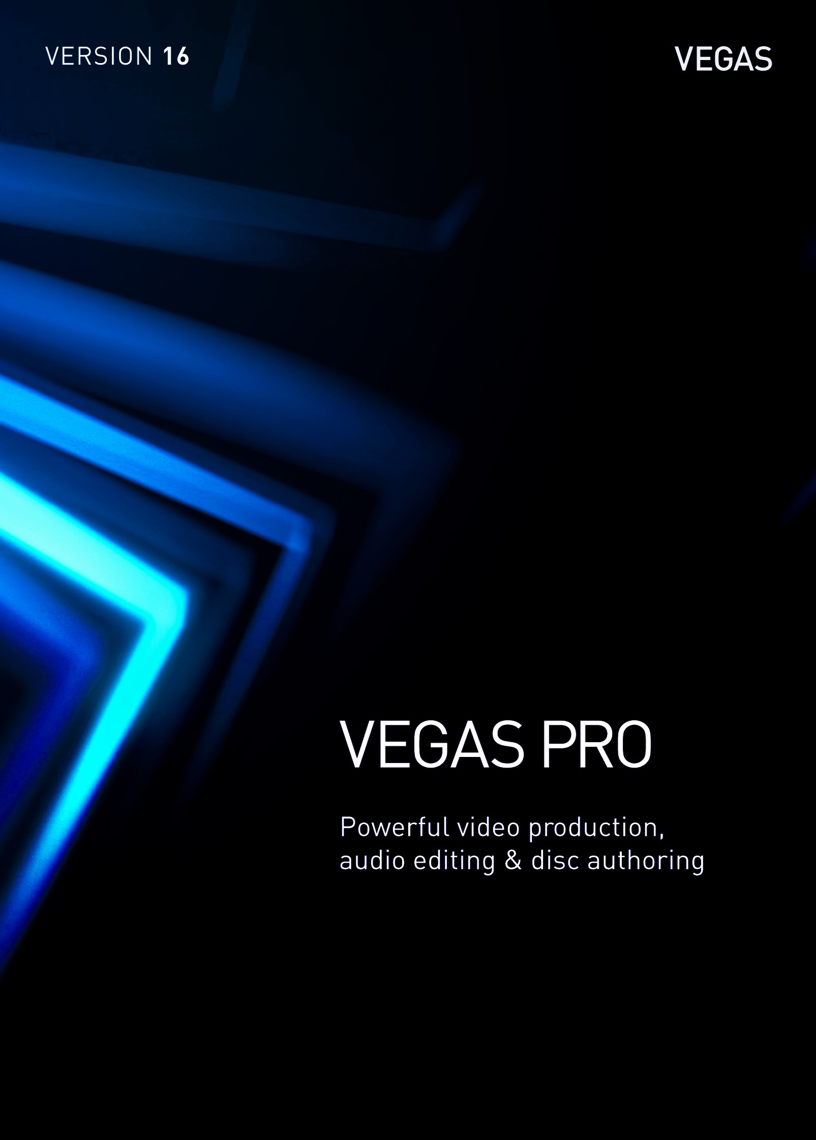 Sony Vegas 16 PRO (Pre-Activated) 2019