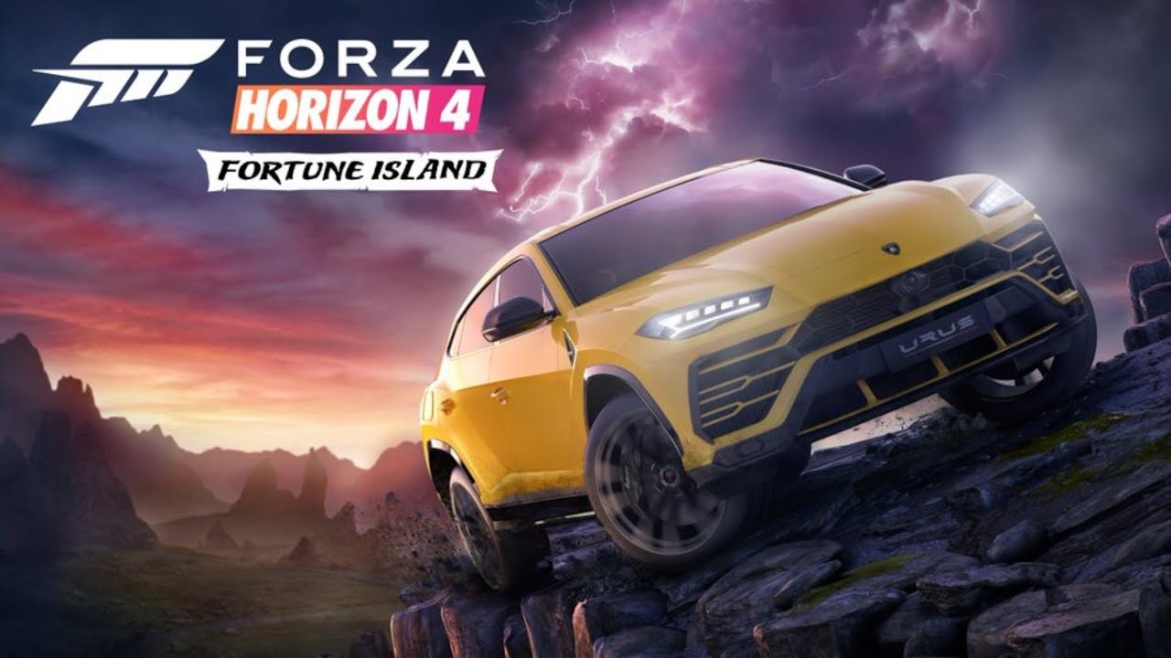 FORZA HORIZON 4+All DLC+MP+FH3U(AutoActivation)REG.FREE