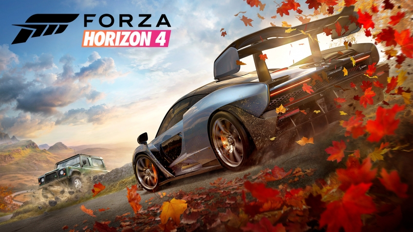 FORZA HORIZON 4+All DLC+MP+FH3U(AutoActivation) PayPal