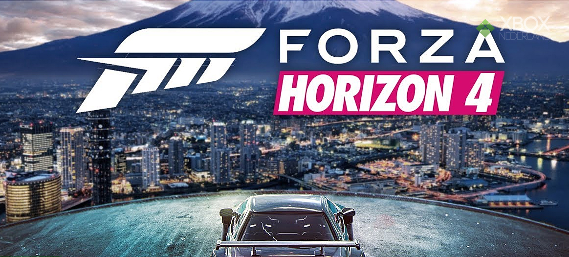 FORZA HORIZON 4 Ultim + New DLC+ FH3U (Auto-Activation)