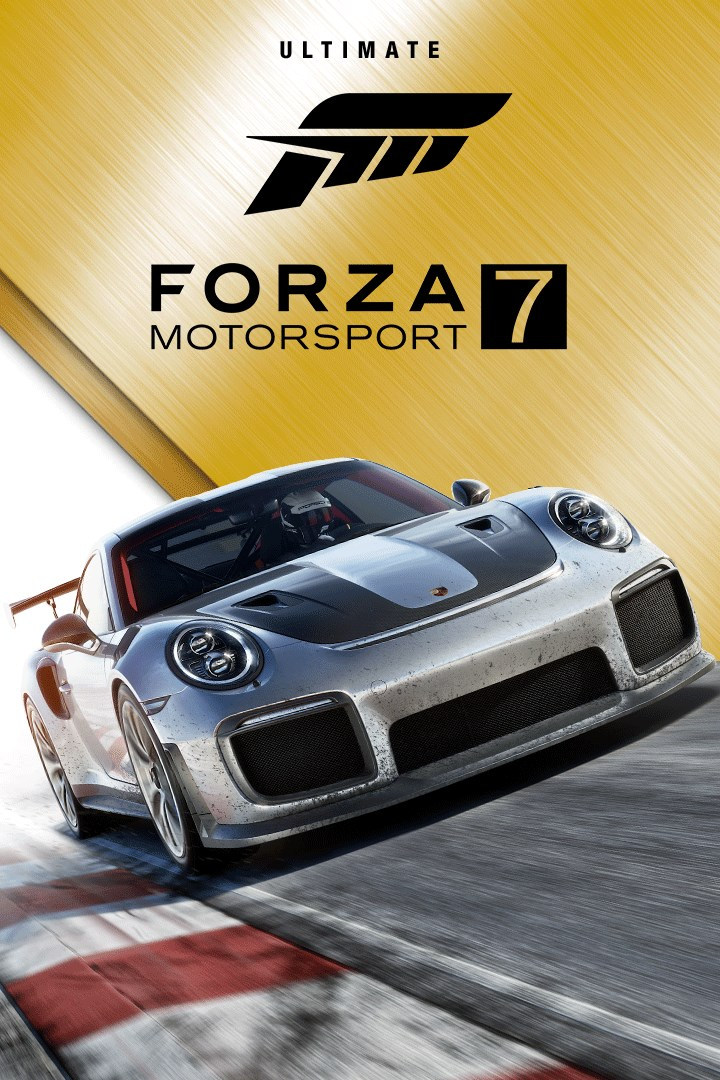 Forza Motorsport 7 Ultimate AUTOACTIVATION [REG.FREE]