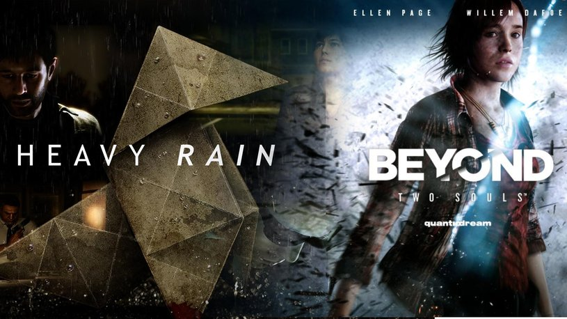 Heavy Rain BEYOND Two Souls (EGS) [Auto Activation]