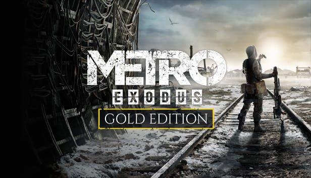 Metro Exodus Gold +История Сэма [Автоактивация] ✔️