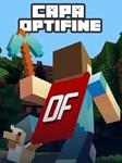 Minecraft OptiFine Cape (Плащ). Дизайн можно менять.